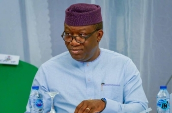 APC Suspends Governor Fayemi, others
